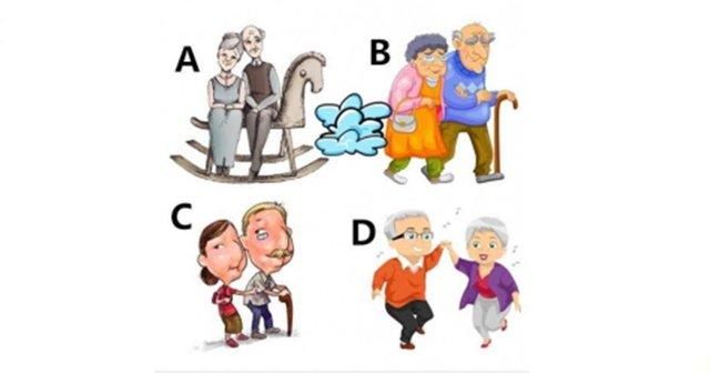 Простий психологічний тест: виберіть пару і дізнайтесь про своє майбутнє - фото 428696