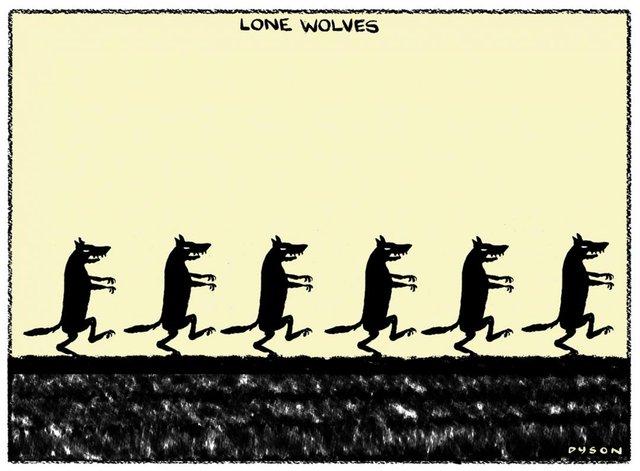 Три знаки Зодіаку, які поводяться як самотні вовки - фото 428806