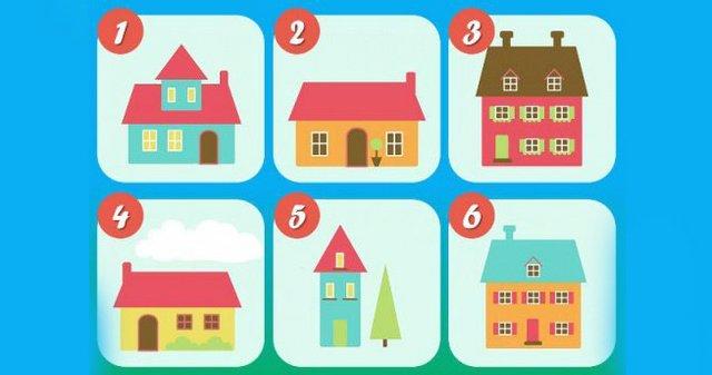 Простий тест на особистість: виберіть дім своєї мрії - фото 428864