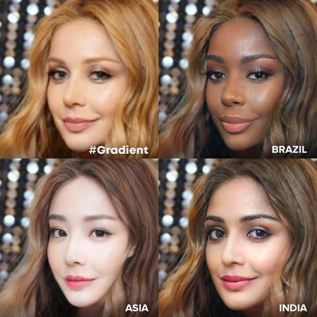 Тіна Кароль з Індії та Монатік з Бразилії: як виглядали б українські зірки в інших країнах - фото 428899