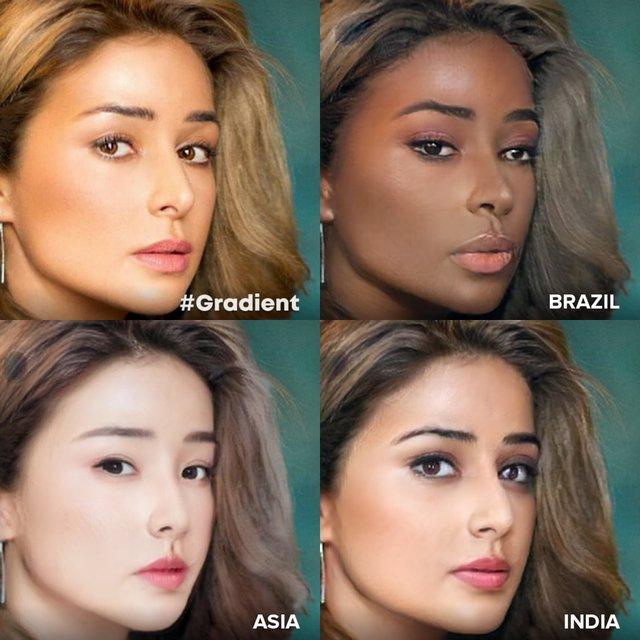 Тіна Кароль з Індії та Монатік з Бразилії: як виглядали б українські зірки в інших країнах - фото 428900
