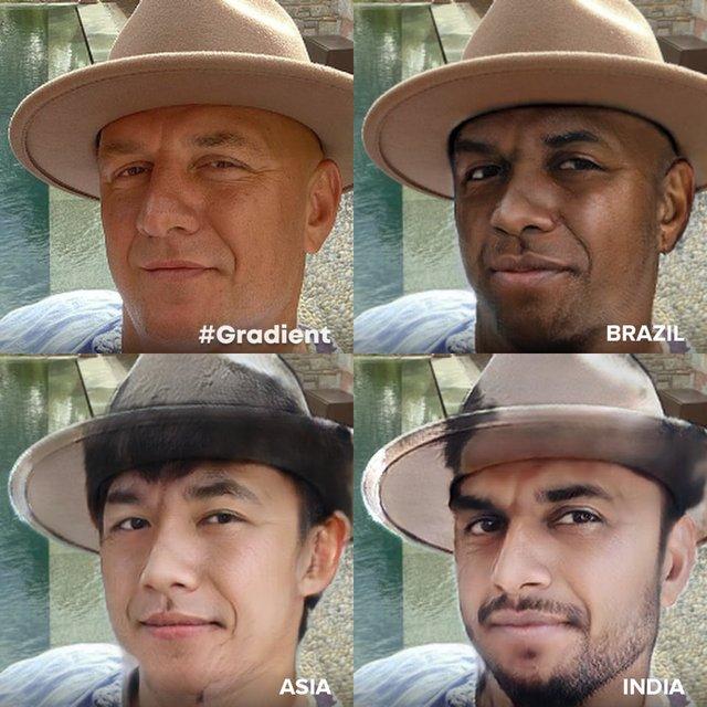 Тіна Кароль з Індії та Монатік з Бразилії: як виглядали б українські зірки в інших країнах - фото 428904