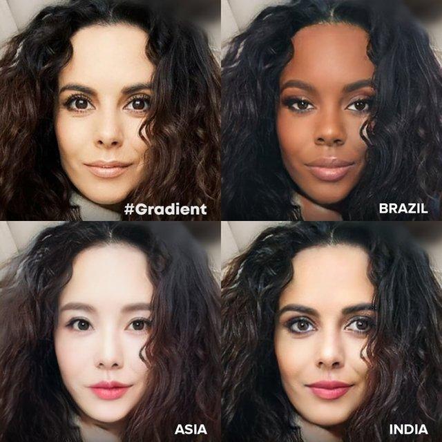 Тіна Кароль з Індії та Монатік з Бразилії: як виглядали б українські зірки в інших країнах - фото 428905