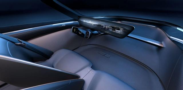 Концерн General Motors презентував футуристичний електричний кросовер - фото 429182
