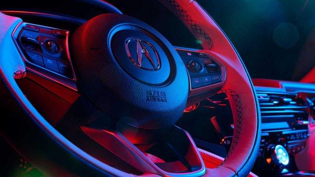 Acura показала інтер'єр свого нового флагманського кросовера - фото 429728