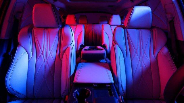 Acura показала інтер'єр свого нового флагманського кросовера - фото 429731