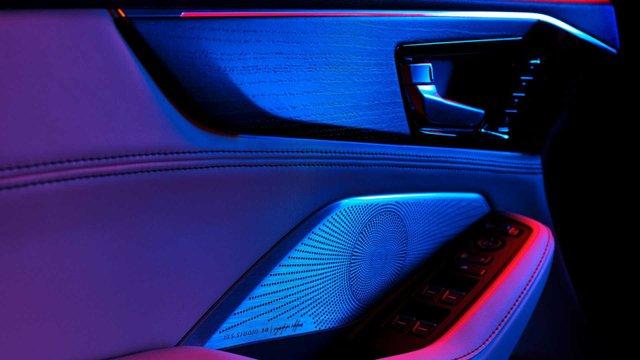 Acura показала інтер'єр свого нового флагманського кросовера - фото 429733