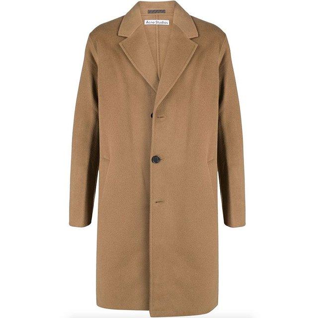 Найкращі бежеві пальта для чоловіків: 10 модних моделей цього сезону - фото 429790