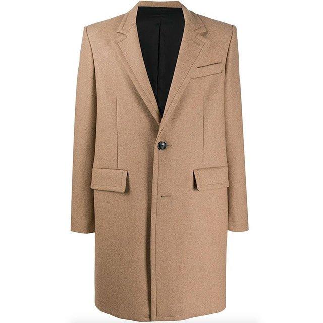 Найкращі бежеві пальта для чоловіків: 10 модних моделей цього сезону - фото 429791