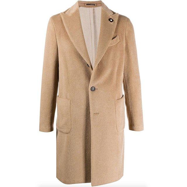 Найкращі бежеві пальта для чоловіків: 10 модних моделей цього сезону - фото 429792