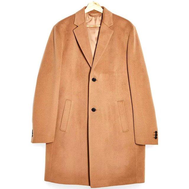 Найкращі бежеві пальта для чоловіків: 10 модних моделей цього сезону - фото 429793