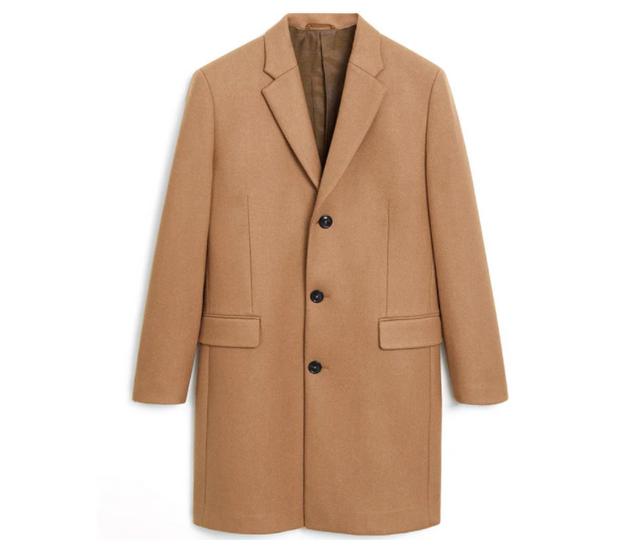 Найкращі бежеві пальта для чоловіків: 10 модних моделей цього сезону - фото 429794