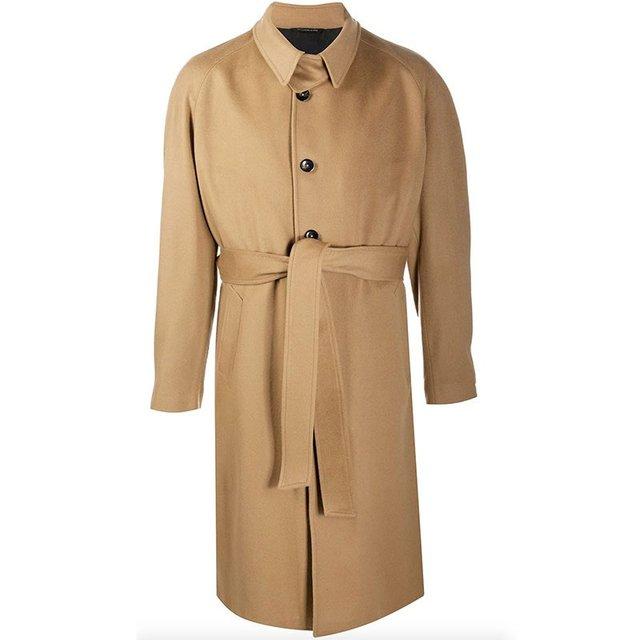 Найкращі бежеві пальта для чоловіків: 10 модних моделей цього сезону - фото 429796