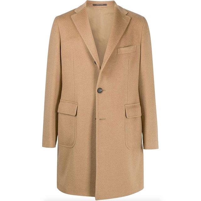 Найкращі бежеві пальта для чоловіків: 10 модних моделей цього сезону - фото 429797