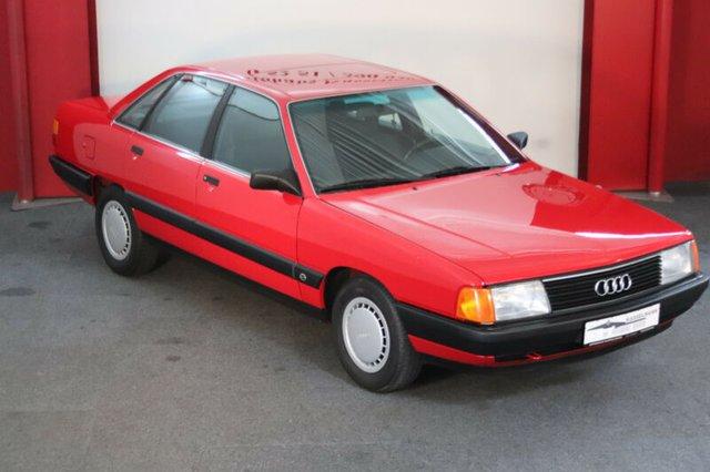 Audi 100 з пробігом 7 тисяч км виставили на продаж за Logan - фото 429878