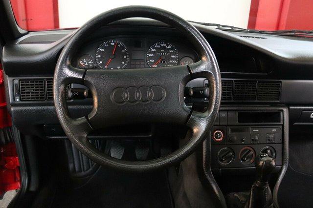Audi 100 з пробігом 7 тисяч км виставили на продаж за Logan - фото 429883