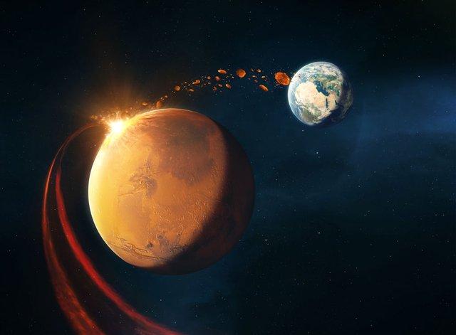 Марс стане найяскравішим об'єктом в нічному небі: коли його можна буде побачити - фото 429942