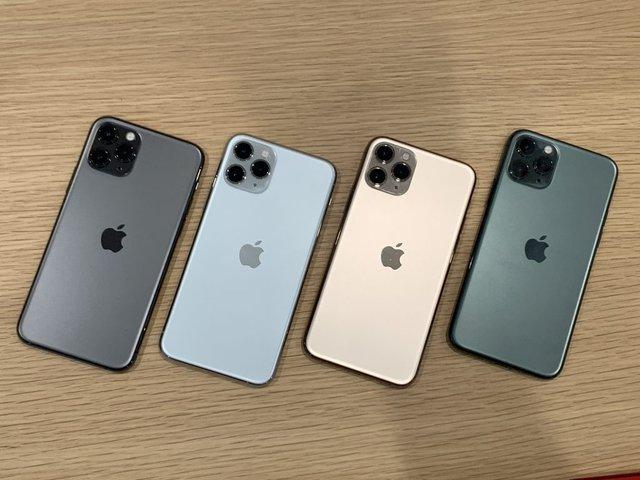 iPhone 11 Pro - фото 430319