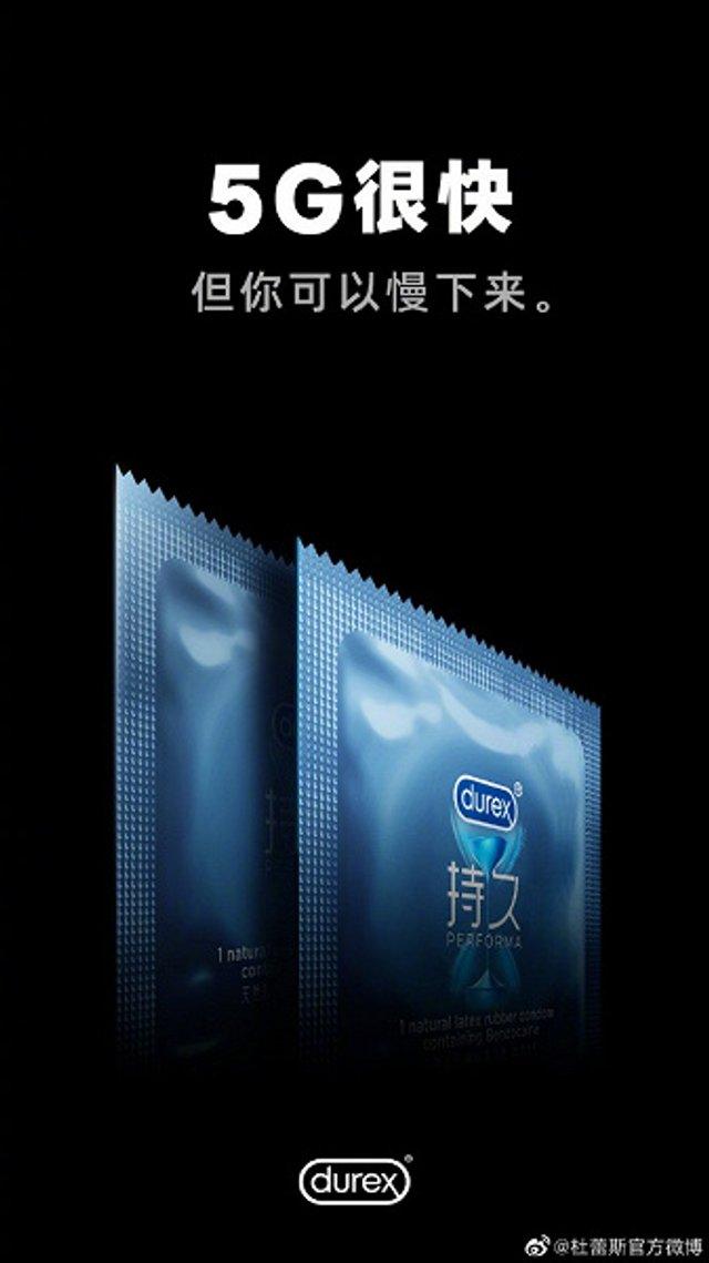 Durex використала презентацію iPhone 12 для реклами презервативів: фото - фото 430497