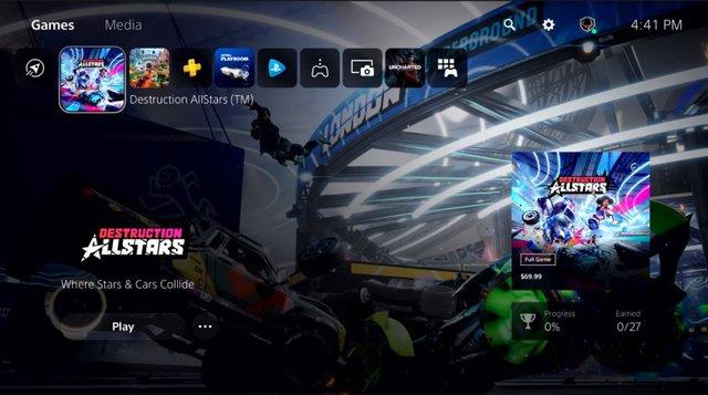 Sony нарешті показала інтерфейс PlayStation 5 - фото 430608