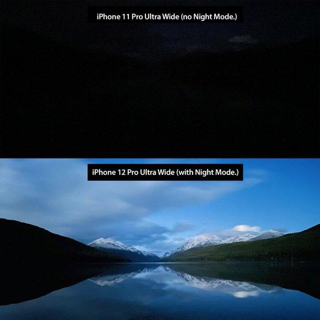Професійний фотограф протестував можливості камер нового iPhone 12 Pro - фото 431271