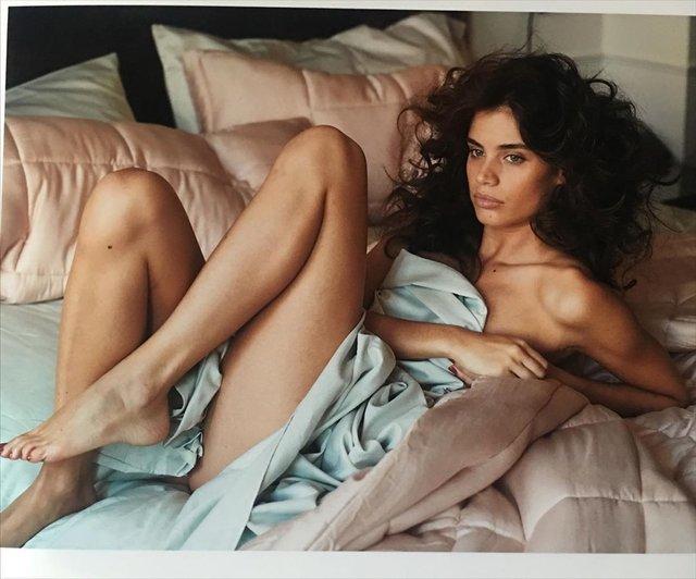Дівчина тижня: гаряча красуня Сара Сампайо – той самий ангел з реклами Axe Effect (18+) - фото 431860
