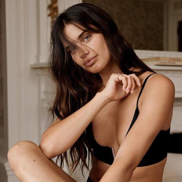 Дівчина тижня: гаряча красуня Сара Сампайо – той самий ангел з реклами Axe Effect (18+) - фото 431861