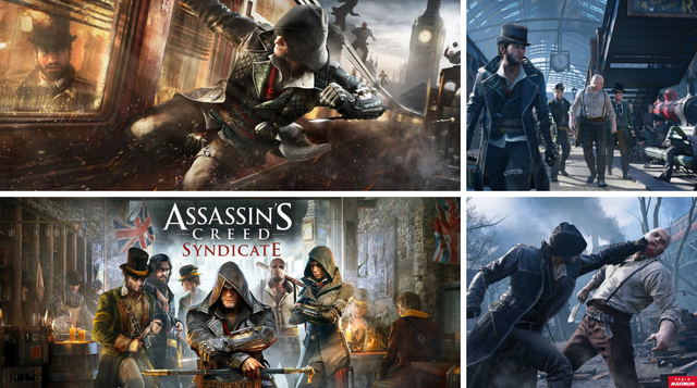 Assassin's Creed Syndicate - фото 432241