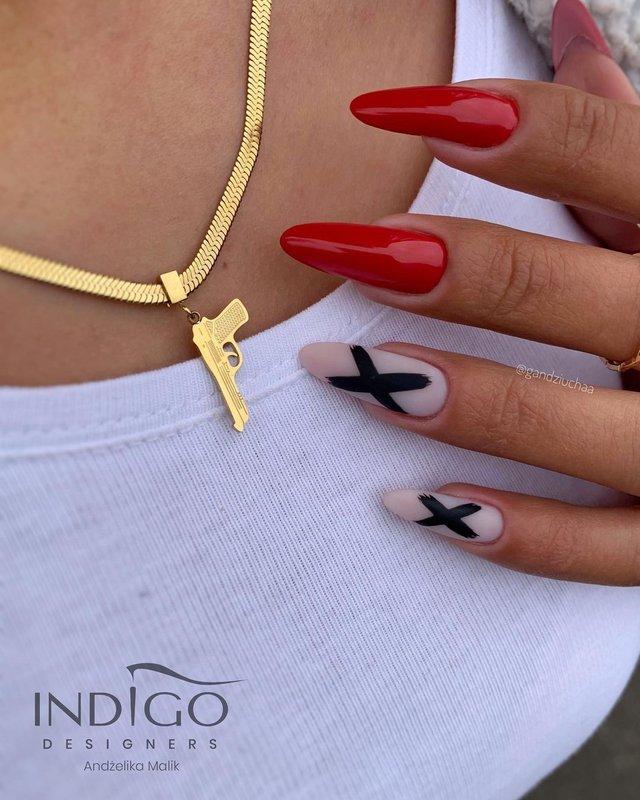Манікюр на Хеловін 2020: модні тренди дизайну нігтів у фото - фото 432535