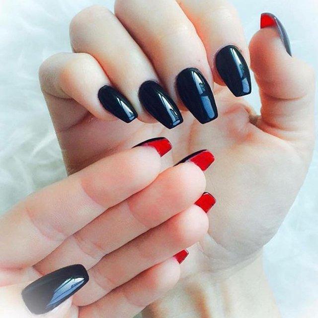 Манікюр на Хеловін 2020: модні тренди дизайну нігтів у фото - фото 432538