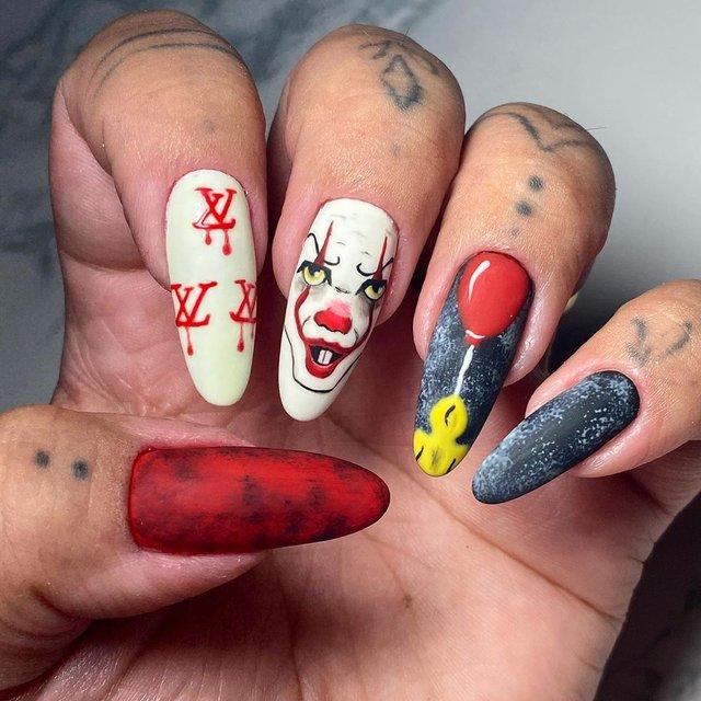 Манікюр на Хеловін 2020: модні тренди дизайну нігтів у фото - фото 432541
