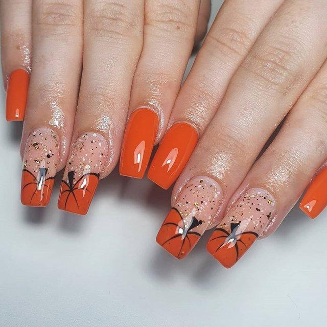 Манікюр на Хеловін 2020: модні тренди дизайну нігтів у фото - фото 432546