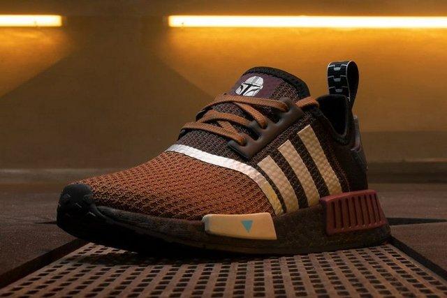 Adidas присвятили нові кросівки малюкові Йоді - фото 432559