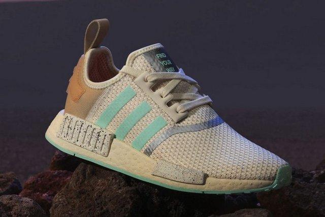 Adidas присвятили нові кросівки малюкові Йоді - фото 432561