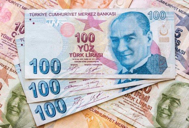 Турецька ліра - фото 433462