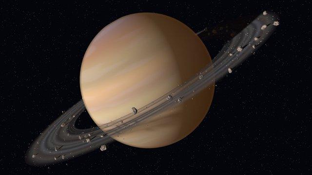 Сатурн  - фото 434723