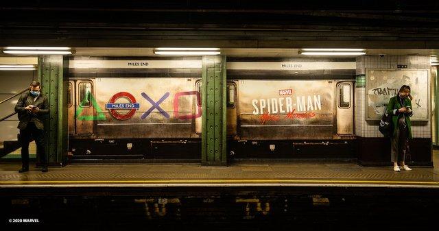 Sony підготувала лондонське метро до виходу PlayStation 5 - фото 435679