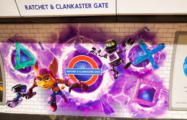 Sony підготувала лондонське метро до виходу PlayStation 5 - фото 435682