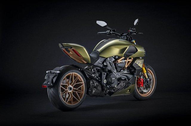 Представлено мотоцикл Ducati у стилі Lamborghini Sian: у чому його особливість - фото 436754
