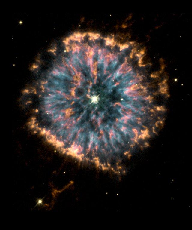 У NASA показали 30 неймовірних фото космосу, приурочені до ювілею телескопа Хаббл - фото 439262