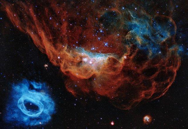 У NASA показали 30 неймовірних фото космосу, приурочені до ювілею телескопа Хаббл - фото 439263
