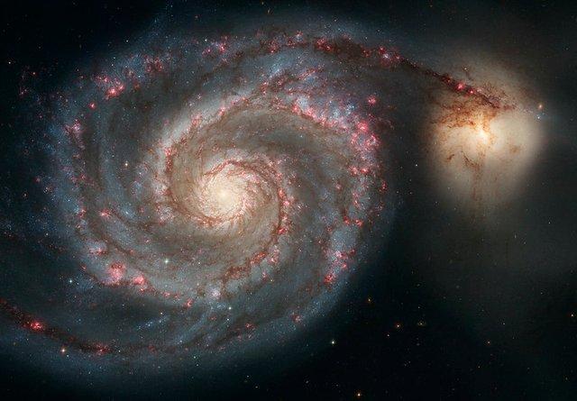 У NASA показали 30 неймовірних фото космосу, приурочені до ювілею телескопа Хаббл - фото 439272