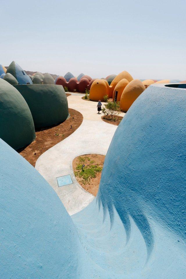 Справжній інстаграмний рай: як виглядає кольорове село на острові Ормуз в Ірані - фото 441690