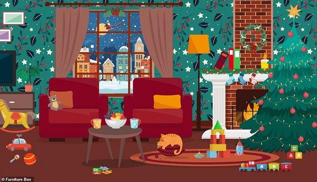Нова святкова головоломка з яскравими подарунками спантеличила мережу - фото 444287