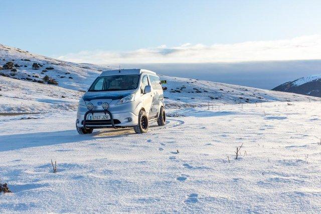 У Nissan показали концепт ідеального авто для подорожей взимку: фото - фото 444293