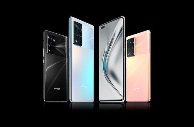 Представлено HONOR V40: смартфон, який уже майже немає нічого спільного з HUAWEI - фото 444432