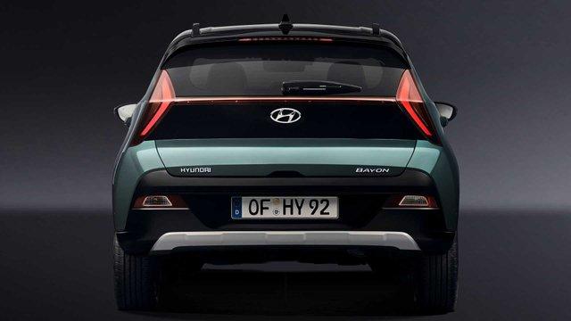 Представлений компактний кросовер Hyundai Bayon: у чому його особливості - фото 449954