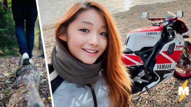 Популярна блогерка з Японії виявилася 50-річним байкером (фото) - фото 452058