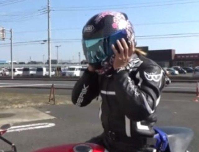 Популярна блогерка з Японії виявилася 50-річним байкером (фото) - фото 452060