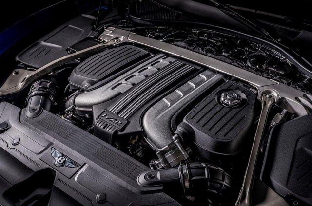 Bentley представила кабріолет Continental GT Speed - фото 455641